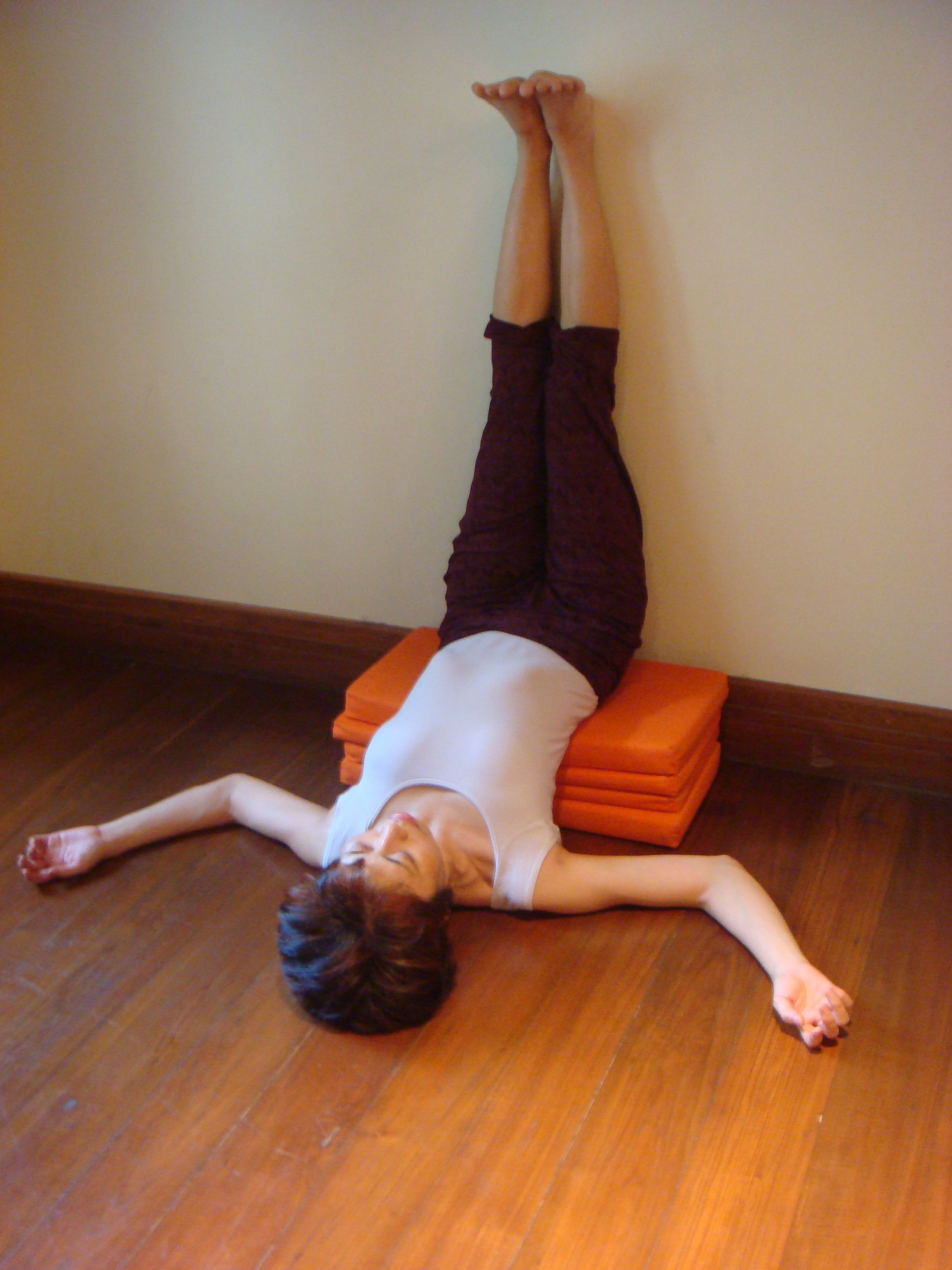 301 moved permanently for Floor yoga poses