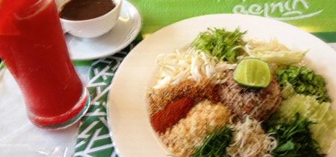 khao yam-my favorite Thai food