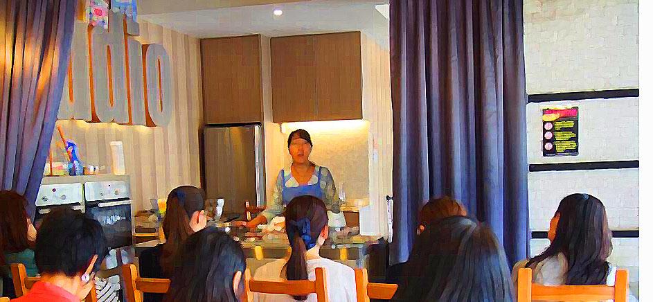 Macrobiotic cooking class